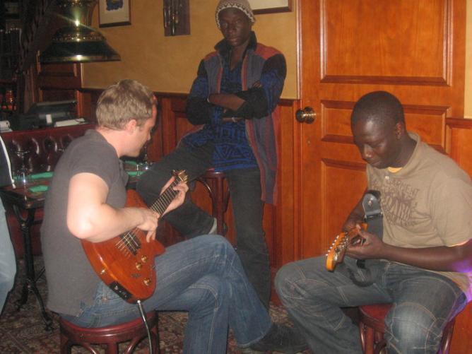 A.RAHMAN (Reggae Africa)