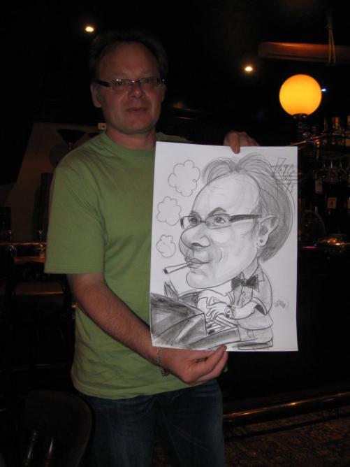 Soirée Caricatures1