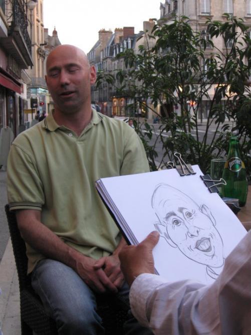 Soirée Caricatures 16