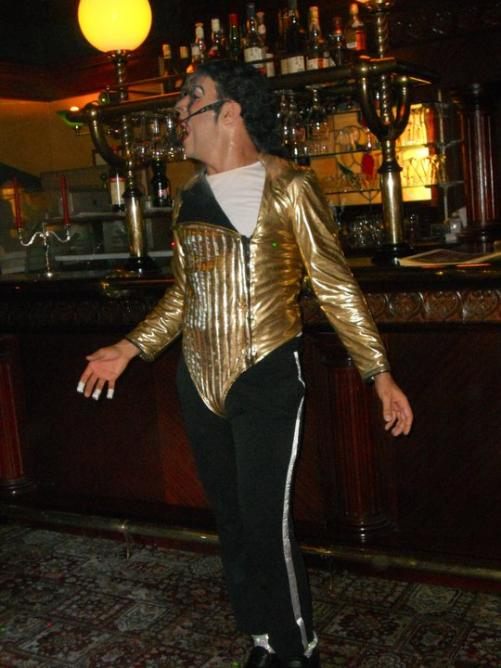 Soirée Michael Jackson