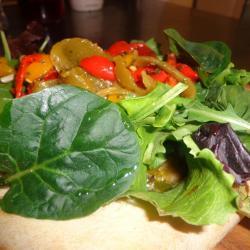 Salade du pizzaïolo