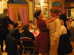 Danseur de guinguette
