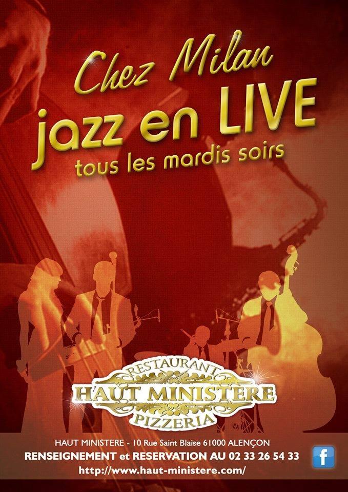 Jazz en live